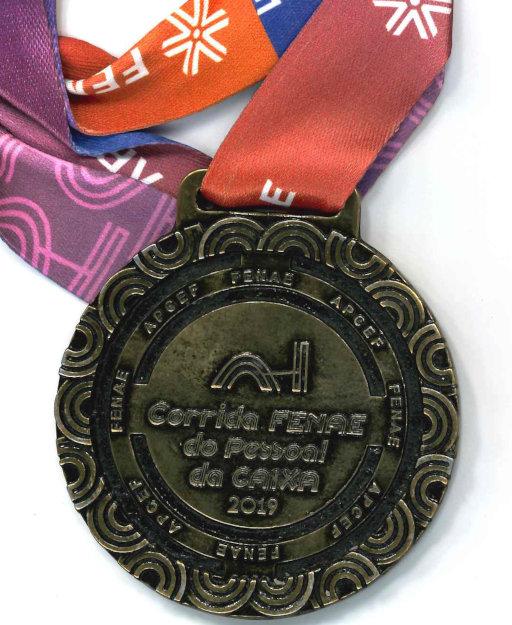Campeão na Fx Etária M5059/Frente