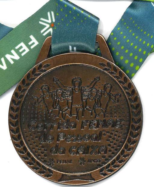 Medalha de Participação/Frente
