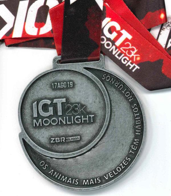 Medalha de Participação 10K